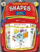 Zaun, Kathy Homework Helpers Shapes, Grades PreK-1
