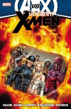 Uncanny X-Men by Kieron Gillen - Volume 4 (Avx)