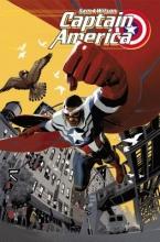 Spencer, Nick Captain America Sam Wilson 1