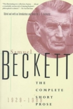 Beckett, Samuel The Complete Short Prose of Samuel Beckett, 1929-1989