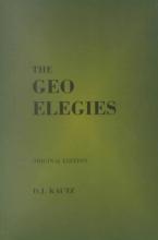 Kautz, D. J. The Geo Elegies
