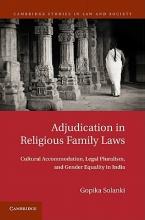 Solanki, Gopika Adjudication in Religious Family Law