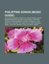 Philippine songs (Music Guide)