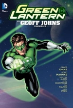 Johns, Geoff Green Lantern Omnibus 3