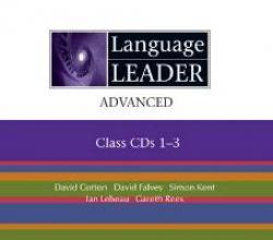 Cotton, David Language Leader Advanced Class Audio CD