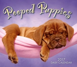 Sellers Publishing, Inc Cal 2017-Pooped Puppies