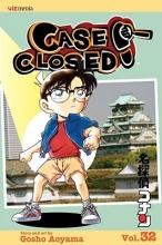 Aoyama, Gosho Case Closed 32