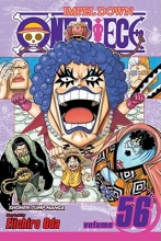 Oda, Eiichiro One Piece 56