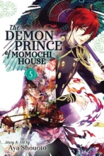 Shouoto, Aya The Demon Prince of Momochi House 5