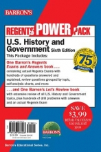 McGeehan, John Let`s Review U.S. History and Government 6th Ed. Barron`s Regents Exams and Answers Power Pack