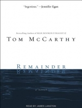 McCarthy, Tom Remainder