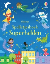 , Spelletjesboek Superhelden