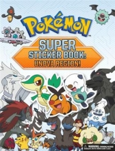 Pikachu Press Pokemon Super Sticker Book
