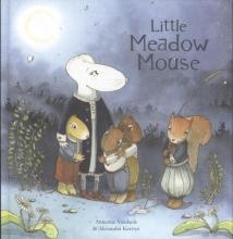 Vandaele, Annemie,   Kervyn, Alexandra Little meadow mouse