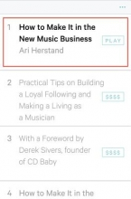 Herstand, Ari How to Make It in the New Music Business