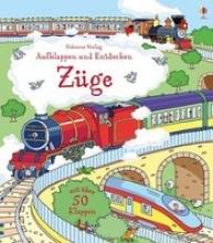 Frith, Alex Aufklappen und Entdecken: Züge