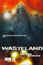 Johnston, Antony,   Mitten, Christopher Wasteland 2