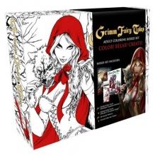 Tedesco, Ralph Grimm Fairy Tales Coloring Book Box Set