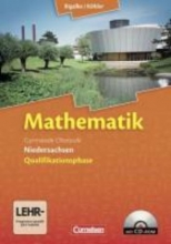 Ledworuski, Gabriele,   Köhler, Norbert,   Kuschnerow, Horst,   Bigalke, Anton Mathematik Sekundarstufe II. Gesamtband: 11./12. Schuljahr. Schülerbuch. Niedersachsen