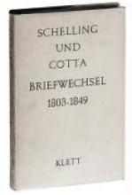 Schelling, Friedrich Wilhelm Joseph von Briefwechsel 1803 - 1849