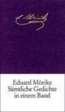 Mörike, Eduard Sämtliche Gedichte in einem Band