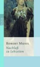Musil, Robert Nachlaß zu Lebzeiten