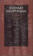 Hauptmann, Gerhart Tagebuch 1892 bis 1894