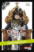 Toboso, Yana Black Butler 16