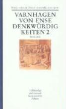 Varnhagen von Ense, Karl August Werke in fnf Bnden