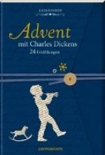 Dickens, Charles Advent mit Charles Dickens Briefbuch