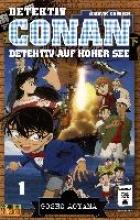 Aoyama, Gosho Detektiv Conan - Detektiv auf hoher See 01