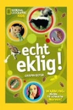 Boyer, Crispin National Geographic KiDS: echt gruselig!