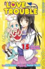 Hasemi, Saki Love Trouble 15