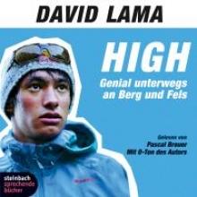 Lama, David High - Genial unterwegs an Berg und Fels