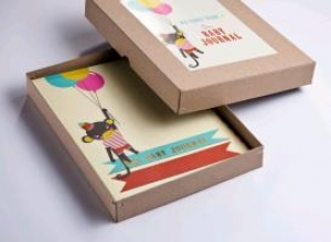 Klose, Chrish Themen-Journal Babybuch Little Circus