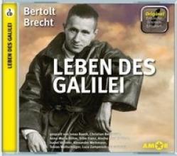 Brecht, Bertolt Leben des Galilei, 3 CDs, komplett gespielt im Original, mit zusätzlichen Erläuterungen. Entdecke. Dramen. Erläutert.