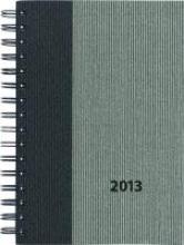 Timing 1 BusinessClass 2017 Wire-O-Bindung schwarz