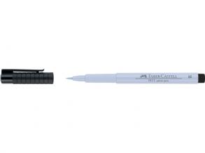 Fc-167520 Faber-Castell Tekenstift Pitt Artist Pen Brush Light Indigo 220