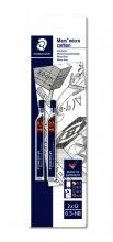 , Potloodstift Staedtler Mars Carbon Micro 0.5mm HB blister