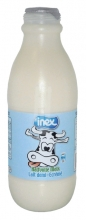 , Melk Inex halfvol houdbaar 1 liter