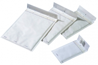 , Envelop Jiffy luchtkussen nr20 372x480mm wit 75stuks