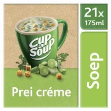 , Cup-a-soup prei-cremesoep 21 zakjes