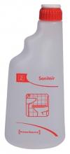 , Sproeiflacon PrimeSource rood voor sanitair leeg 600ML