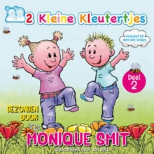 2 Kleine Kleutertjes deel 2, Monicue en Jan Smit CD + Boek