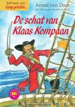 Arend van Dam , De schat van Klaas Kompaan