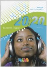 Robert  Hempelman 20/20 Business English Handboek N3-4 sector Economie