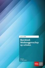 Kees  Jansen Basisboek Medezeggenschap op scholen, editie 2018