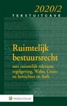 , Tekstuitgave Ruimtelijk bestuursrecht 2020/2