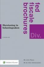 L.J.A. Pieterse , Herziening in belastingzaken