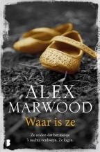 Alex  Marwood Waar is ze?